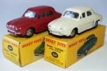 Dinky Toys Renault Dauphine avec vitrage
