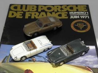 RD Marmande Porsche de route !