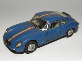 RD Marmande Porsche Carrera Abarth Zagato R. Buchet