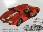 Mercury Ferrari 250LM