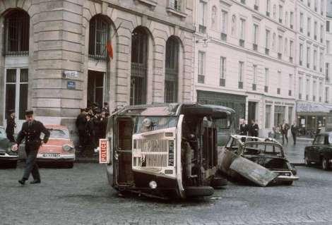 Mai 1968 rencontre malheureuse