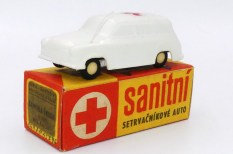 Igra Skoda 1202 break ambulance