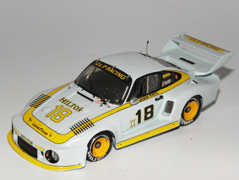Record Porsche 935 John Paul Racing IMSA