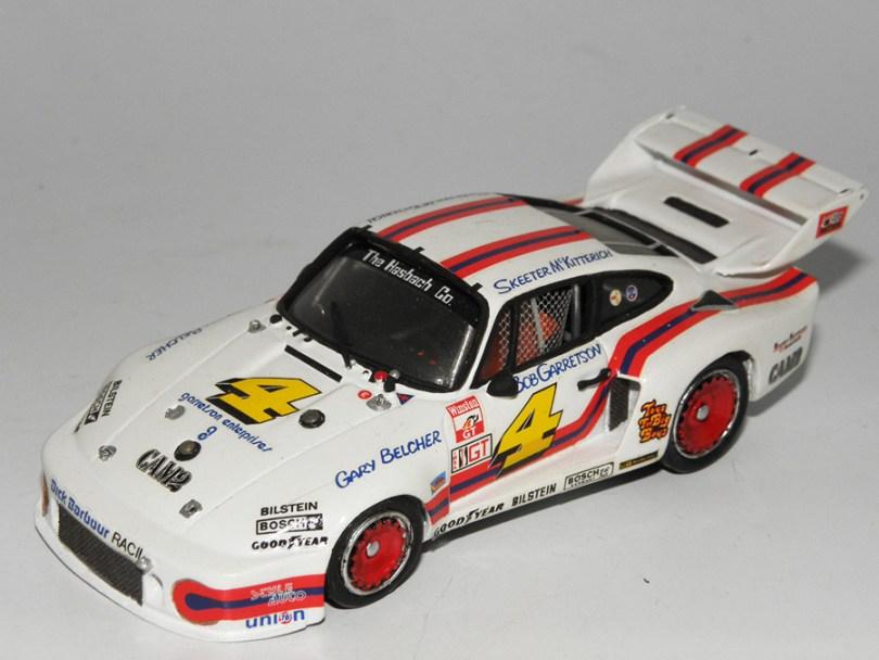 Record Porsche 935 Garreston IMSA