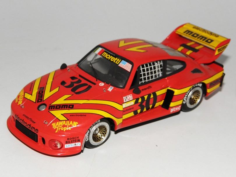 Robustelli Porsche 935 Moretti IMSA