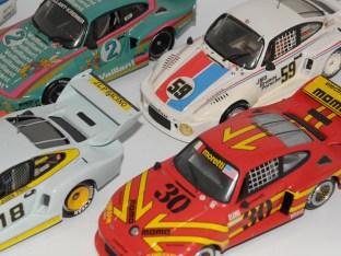 Ce qu'aurait pu être les Champion Porsche 935