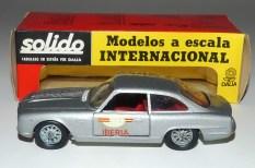 Dalia Solido Alfa Romeo 2600 Iberia (variantes de jantes)