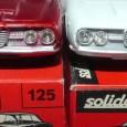 Solido Alfa Romeo 2600 (variante de phares: plastique transparent et strass taillé)