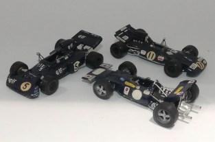RD Marmande Tyrrell 1971 et 1973