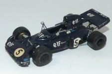 RD Marmande Tyrrell 003 1er GP Monaco 1973