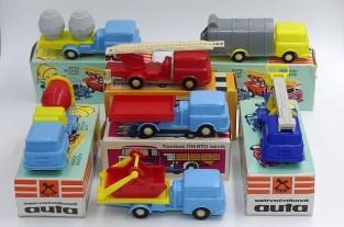 Igra Skoda 706 camions : en route pour l'avenir