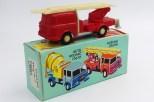 Igra Skoda 706 camion grande échelle pompier