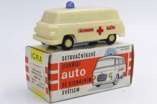 Igra Barkas fourgon ambulance