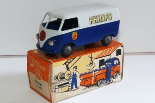 "Tekno Volkswagen fourgon ""Philips"" version classique"