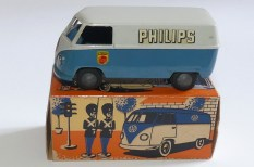 "Tekno Volkswagen fourgon ""Philips"" (rare version)"