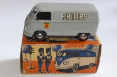 """Tekno Volkswagen fourgon """"Philips"""" (rare version)"""