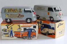 """Tekno Volkswagen Kombi """"Zoo"""" et """"Philips"""""""