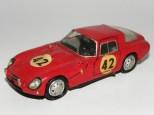 RD Marmande Alfa Romeo GTZ Le mans 1965 produite en 1965 par Raymond Daffaure.