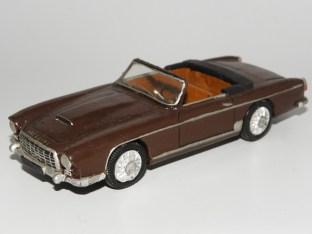 RD Marmande Grégoire cabriolet sport 1960 miniature produite en 1965 par Raymond Daffaure.