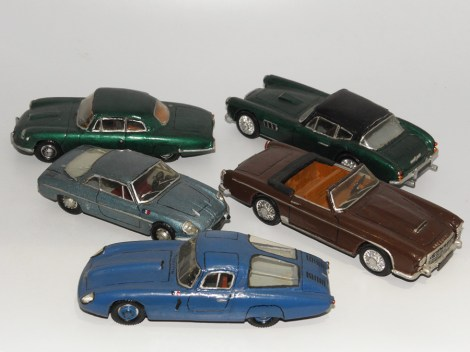 RD Marmande miniatures produites en 1965 par Raymond Daffaure..bon cru !