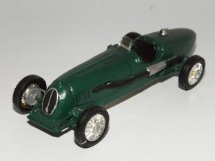 RD Marmande ERA C 1500 monoplace 1939 miniature produite en 1965 par Raymond Daffaure.