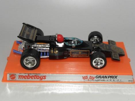 Mebetoys Lotus 72 JPS
