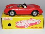 Dalia Porsche 550 rouge !