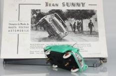 Jomat (base Norev) Simca Versailles de circuit électrique sur deux roues !
