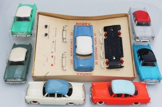 Norev Simca Versailles démontable et versions standards