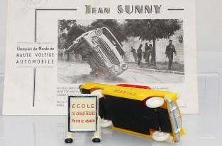 "Minialuxe Simca Versailles ""Pierval"" à la Jean Sunny"