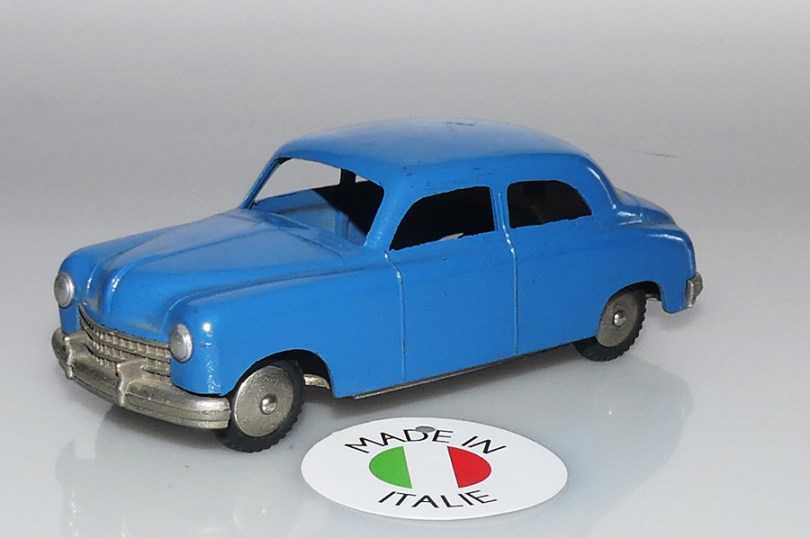 Mercury Fiat 1400