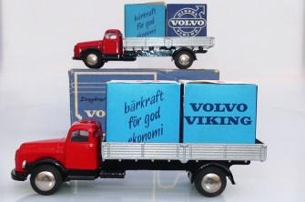 Tekno Volvo N88 promotionels pour Volvo Suède : le dernier modèle de notre collection