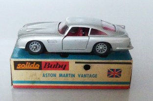 Solido Buby Aston Martin DB5