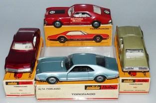 Solido Buby Oldsmobile Toronado