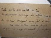 Solido pièces de canon retrouvées au bureau d'étude chez Solido avec commentaires 16/11/1955