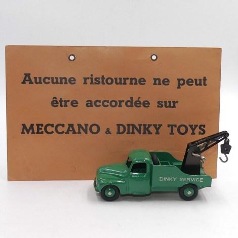 Dinky Toys : du coup je ne l'ai pas acheté !