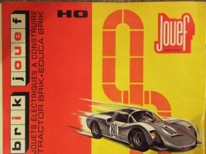 Jouef Porsche Carrera 6 (jamais réalisée)