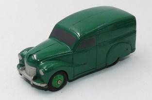 Dinky Toys prototype bois de l'Austin camionnette tôlée