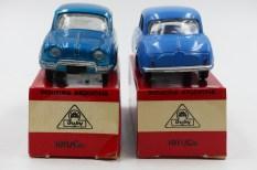 Buby Renault Dauphine IKA