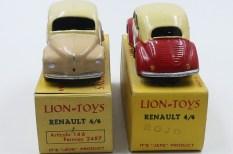 Lion Toys Jefe Renault 4cv que dire de plus ! c'est très beau !