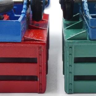 Dinky toys France Studebaker maraicher (petite et grande équerre)