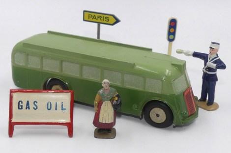 Gas Oil: que c'est vilain !