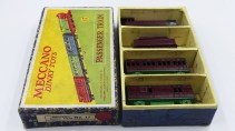 Dinky Toys GB coffret de train (passenger train)