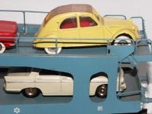 Arma maquette de wagon porte auto 1/43