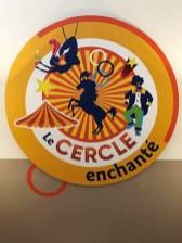 """""""le cercle enchantée"""" la collection du Dr Alain Frère (cirque)"""