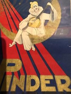 affiche cirque Pinder