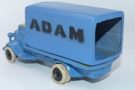 "Micro White camion plateau container ""Adam"""