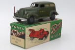 "Tekno Packard fourgon postal""Mail"" boîte exportation USA"
