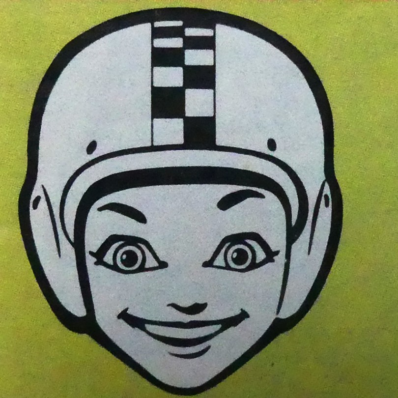personnage Solido : dessin de Jean Blanche