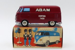 "Tekno Volkswagen fourgon""Adam""(Central =Copenhague )"